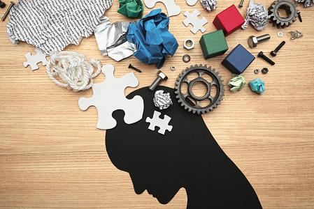 Mentale Müdigkeit, psychisches Wohlbefinden, kognitive Funktion & Gedächtnis, mentale Verwirrung, allgemeiner Stimmungszustand